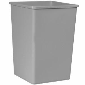 RUBBERMAID Styleline Series® Abfalleimer Quatratisch 132, 5 l