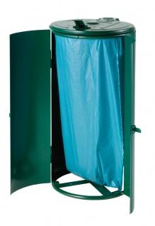 Beutelhalter Mülleimer für den Aussenbereich 120 Liter - Vorschau 3