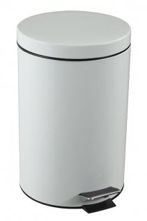 Rossignol Essencia Treteimer 14 Liter in Edelstahl oder Weiß mit Innenbehälter