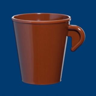 Espresso Tasse 0, 1l SAN aus Kunststoff wiederverwendbar - Vorschau 5