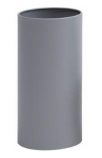Graepel G-Line Pro PIENO Schirmständer aus Chromstahl 1.4016 silber lackiert