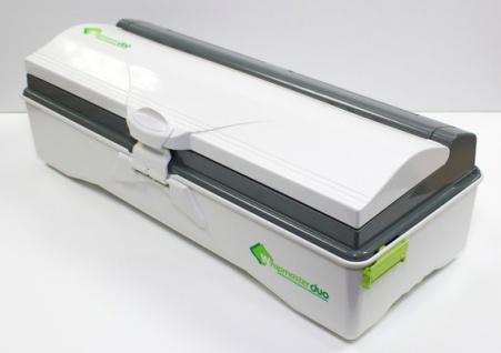 Effizienter Wrapmaster duo Spender 4500 für eine präzise Handhabung