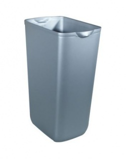 Marplast MP742 Mülleimer 23 Liter in Weiß oder Satin aus Kunststoff - Vorschau 2