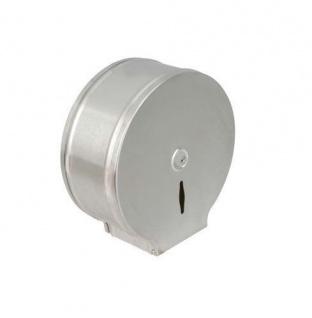 CleanLine Jumbo 400 Toilettenpapierspender Edelstahl Gebürstet - Vandalensicher