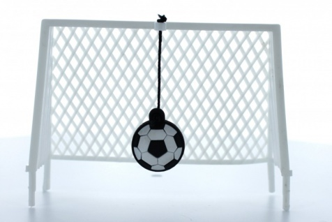 SET Urinal-Sieb und Fußballtor geeignet für alle Fußballfans und Vereine - Vorschau 2