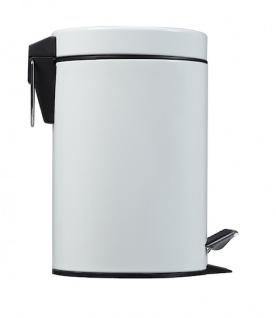 Rossignol Essencia Treteimer 3 Liter in Edelstahl oder Weiß mit Innenbehälter - Vorschau 3