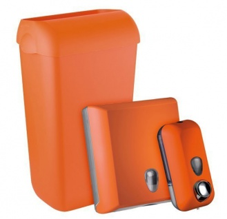 Set Angebot Marplast Colored Edition - Soft Touch - MP 706-714-742 - Orange - Vorschau 1