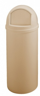RUBBERMAID Marshal® Abfallcontainer 94, 6 Liter aus Polyethylen