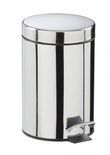 Rossignol Essencia Treteimer 3 Liter in Edelstahl oder Weiß mit Innenbehälter - Vorschau 4