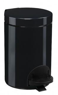 Rossignol Sanelia Treteimer 3L aus Stahl oder Edelstahl mit antibakteriellem Eimer