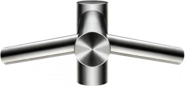 Dyson Airblade tab Händetrockner und Wasserhahn 1600W aus Edelstahl in 3 Versionen