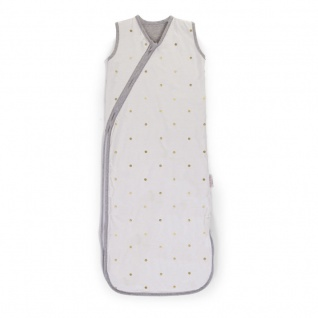 Childhome Schlafsack Sommer 70-90Cm Jersey Gold Dots