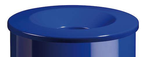 NEO Deckel 15L aus pulverbeschichtetem Stahl mit UV-Absorber von Rossignol