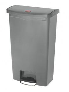 Slim Jim Step On Container Front Step Kunststoff 68 Liter, Rubbermaid