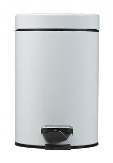 Rossignol Essencia Treteimer 3 Liter in Edelstahl oder Weiß mit Innenbehälter - Vorschau 2