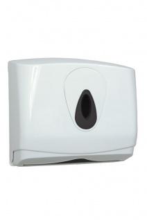 PlastiQline Papierhandtuchspender aus Kunststoff