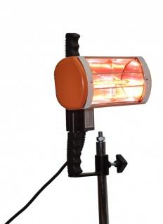 Heatlight tragbares Farb- und Lacktrocknungssystem 1000W mit Infrarottechnologie
