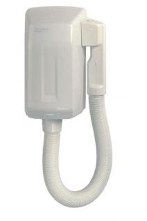 Mediclinics Wandhaartrockner aus Kunststoff 700 Watt