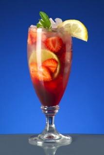 6er Set Kunststoff Dolce Vita Glas 0, 3l SAN stabil Lebensmittel echt wieder verwendbar - Vorschau 4