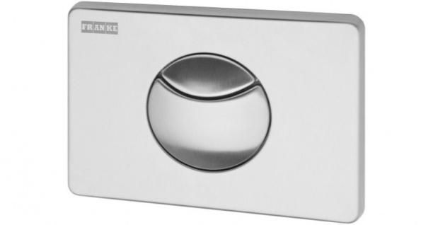 Franke Betätigungsplatte für Wandeinbau-Spülkasten im AQUAFIX-Installationselement