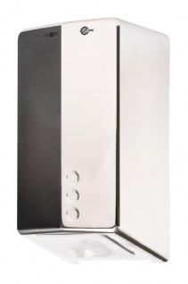 UVC Edelstahl Poliert Händetrockner Sensor 800W UV-C & HEPA 13 - Antibakteriell IPX1