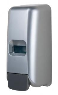 MediQo-line Schaumseifenspender 1000 ml in Edelstahl-Look