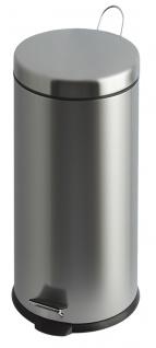 Tritt-Mülleimer 30 Liter