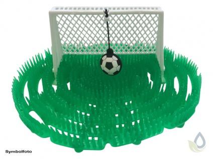 SET Urinal-Sieb und Fußballtor geeignet für alle Fußballfans und Vereine - Vorschau 1