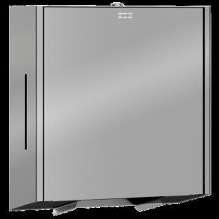 Franke WC-Großrollenhalter EXOS. für Aufputzmontage umrüstbar auf Vierfachrollenhalter