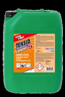 Buntwaschmittel für professionelle Waschanlagen - für Baumwolle, Mischfasern und Kunstfasern