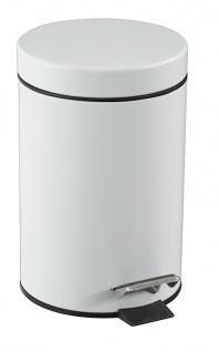 Rossignol Essencia Treteimer 3 Liter in Edelstahl oder Weiß mit Innenbehälter