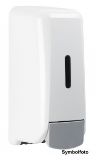 MediQo-line Schaum Seifenspender aus Kunststoff 1000 ml zur Wandmontage - Vorschau