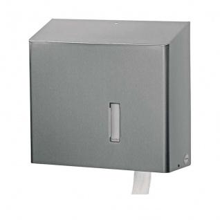 Dan Dryer Toilettenpapierhalter zur Wandmontage erhältlich in 2 Ausführungen