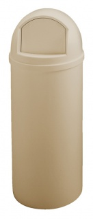 Marshal Container 56, 8 L, Rubbermaid Beige