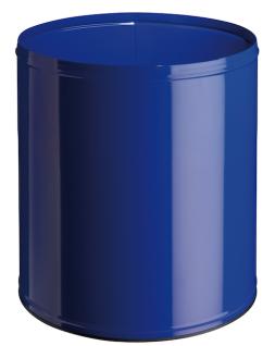 NEO feuerfester Abfallbehälter 30L aus pulverbeschichtetem Stahl mit UV-Absorber von Rossignol