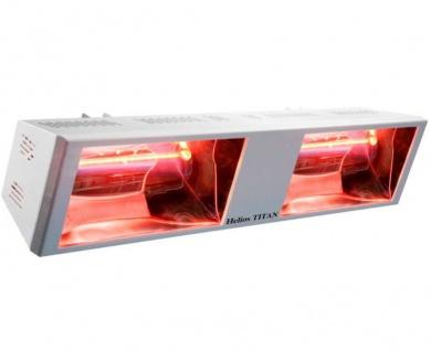 Infralogic Infrarot Heizer Titan 3000 oder 4000 Watt zur Wand- oder Deckenmontage