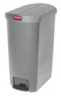 Slim Jim Step On Container End Step Kunststoff 68 Liter, Rubbermaid