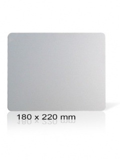 URIMAT Aluminium-Abdeckplatte 220 x 180 mm