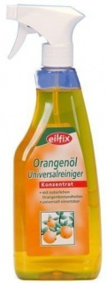 Eilfix universell einsetzbarer Orangenöl Reiniger mit Orangen Bestandteilen
