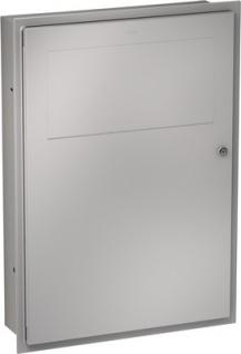 Franke Abfallbehälter RODX606E 45 Liter zur Unterputzmontage aus Edelstahl