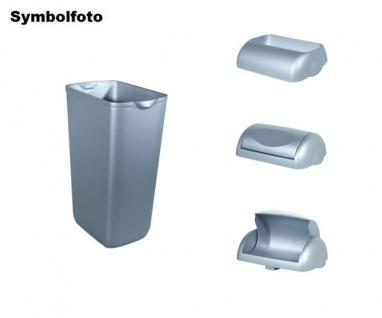 Marplast MP742 Mülleimer 23 Liter in Weiß oder Satin aus Kunststoff - Vorschau 4