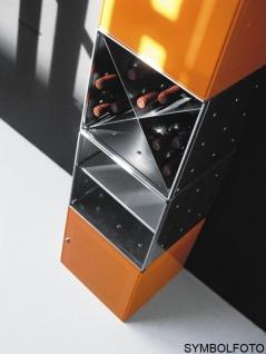 Graepel High Tech hochwertiger Flaschenhalter aus verzinktem Stahl
