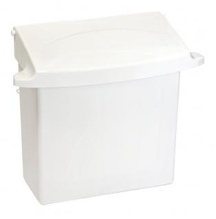 Dammenbindensammler 5 Liter, Rubbermaid Weiß