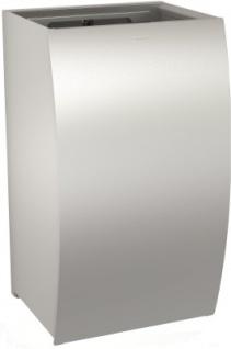 Franke Abfallbehälter Stratos aus Chromnickelstahl und InoxPlus Beschichtung