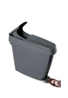 Damenhygienebehälter - 20 lt. - Mit Tragegriff und Fußpedal - Sehr hygienisch