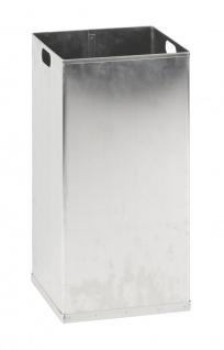 Inneneinsatz, 55 Liter Aluminium