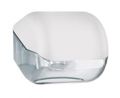 Design Toilettenpapierspender MP619 - Colored Edition Soft Touch Kunststoff