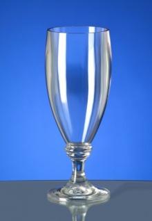 6er Set Kunststoff Dolce Vita Glas 0, 3l SAN stabil Lebensmittel echt wieder verwendbar - Vorschau 3