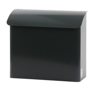 Wandbriefkasten aus Metall, b 41, 5 cm - Vorschau 2