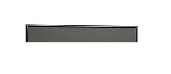 Keramik Heizgerät black mit hochwertigem Alurahmen von Elbo Therm - Vorschau 5